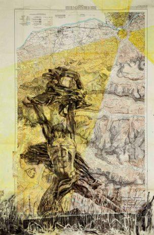 Prometheus verlassen im Feuer der Zone. Zur Erinnerung, Pripjat am 26. April 2016